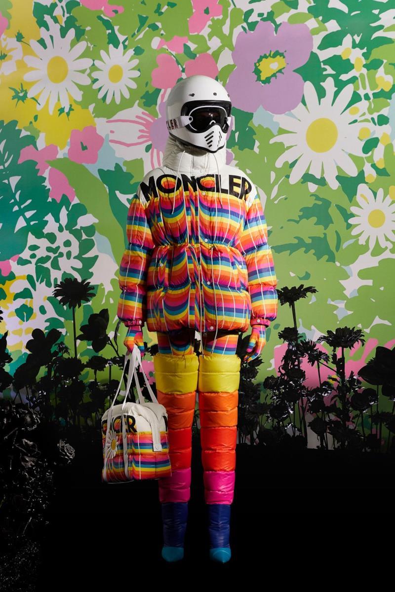 Sfilata MONCLER Collezione Donna Autunno Inverno 19/20 Milano - 11