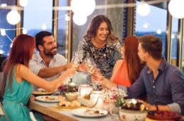 Gli alimentali ideali per una cena salutare