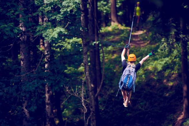 percorsi escursionistici di trekking
