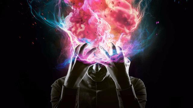 Il poster di Legion