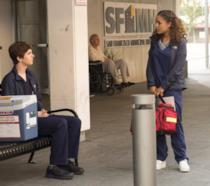 The Good Doctor: un'immagine di Shaun e Claire nel terzo episodio della prima stagione