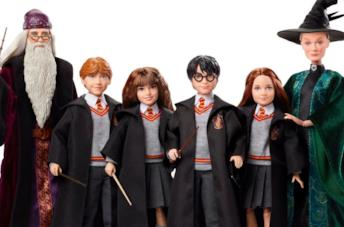 Le bambole Mattel di Harry Potter
