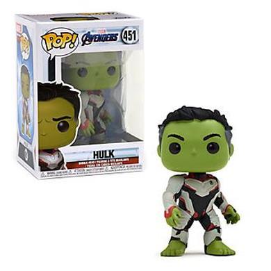 Personaggio in vinile Hulk serie Pop!