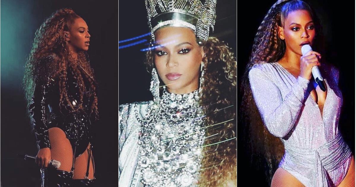 Beyonce' al Coachella: i look Balmain e le versioni low cost Beychella