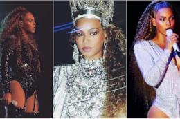Beyoncé al Coachella: i look