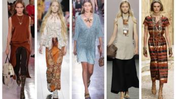 Dalle passerelle allo street style, le collane con i pendenti P/E 2018