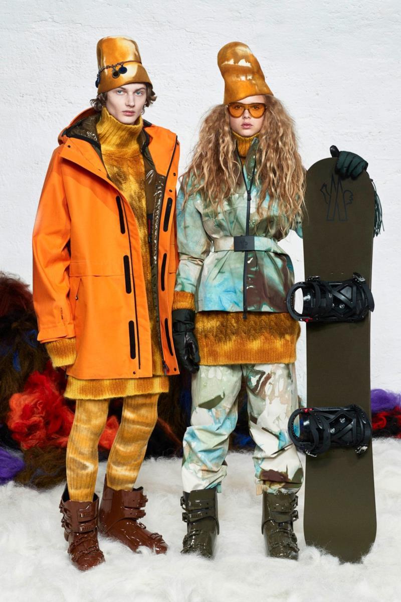 Sfilata MONCLER Collezione Donna Autunno Inverno 19/20 Milano - 84