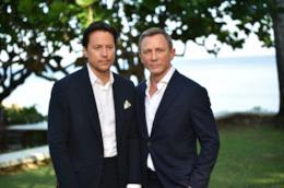 Daniel Craig e Cary Fukunaga