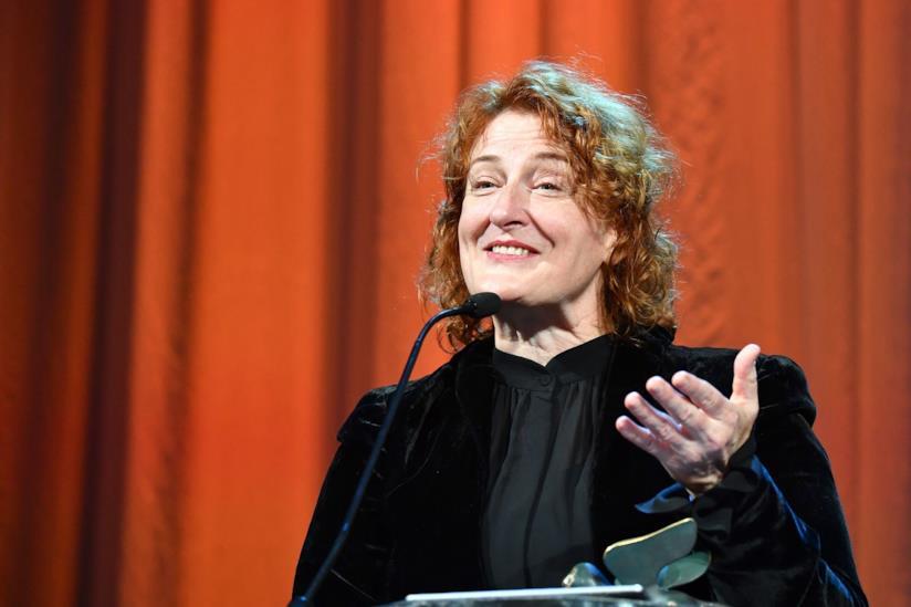 La regista Jennifer Kent a Venezia 75