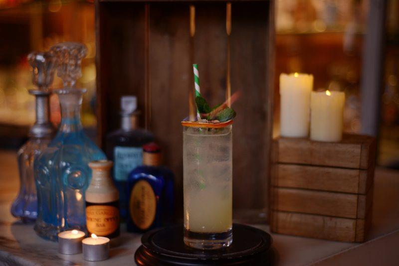 Un cocktail per Harry Potter