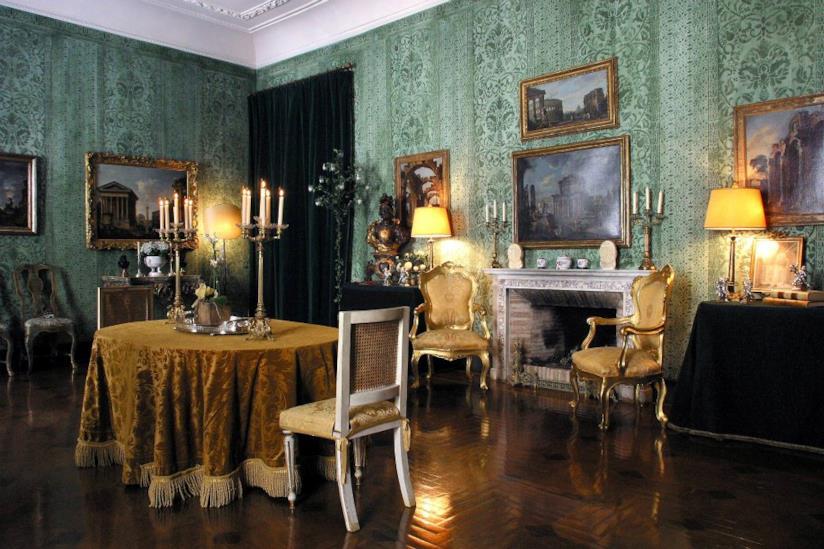 Weekend di coppia alla Residenza Napoleone III a Roma