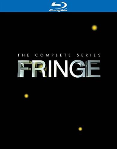 Cofanetto Blu-ray di Fringe - Stagioni 1-5