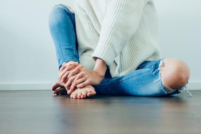 Alluce valgo e dolore ai piedi