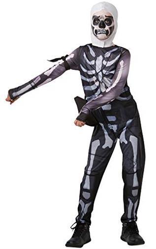 Costume ufficiale Fortnite Skull Trooper
