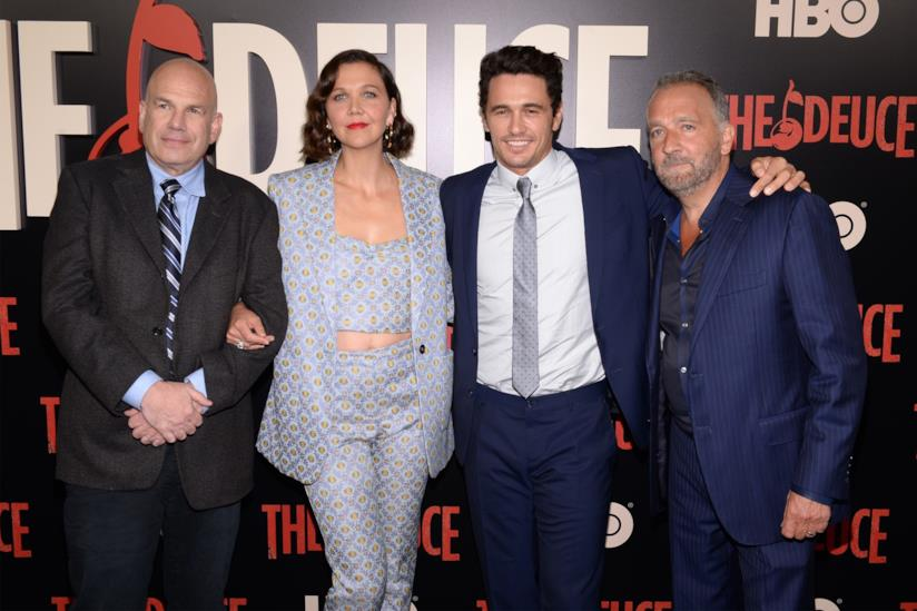 Maggie Gyllenhaal e James Franco