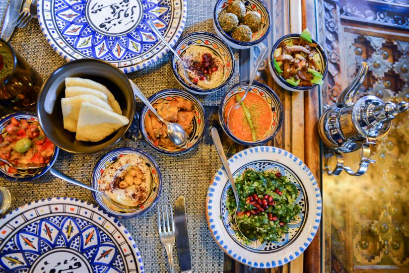 La cucina giordana