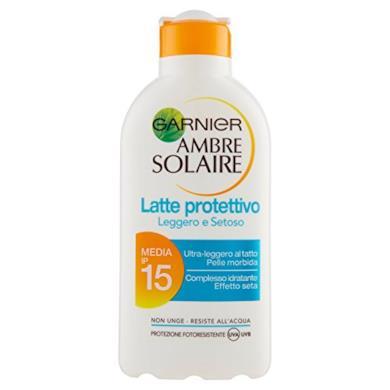 Garnier Ambre Solaire Latte Protettivo