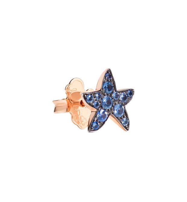 Orecchino Dodo stella marina per regali di Natale