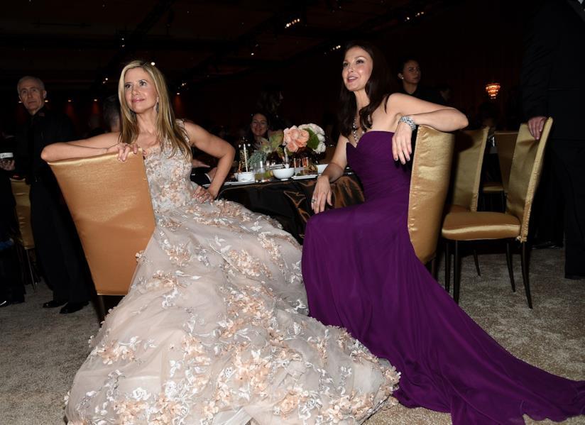 Mira Sorvino e Ashley Judd
