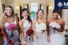 A Quattro Matrimoni vi presentiamo Annamaria, Giuditta, Claudia, Wendy