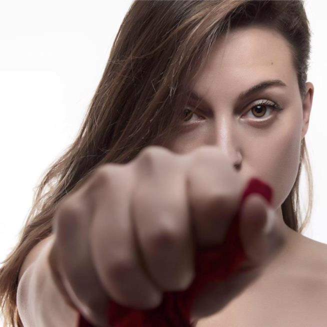 Manuela Padoan 8 marzo