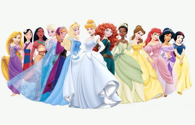 Le principesse Disney dalla più delicata alla più tosta