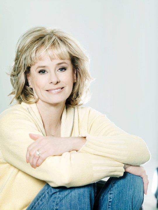 La scrittrice Kathy Reichs