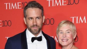 Ryan Reynolds e sua madre