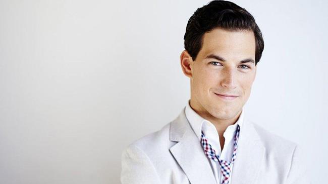 Giacomo Gianniotti alias dr. DeLuca in Grey's Anatomy