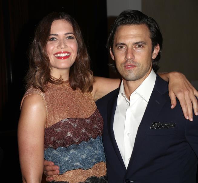 Mandy Moore e Milo Ventimiglia di This is Us
