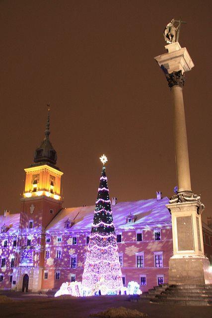Albero di Natale in Polonia