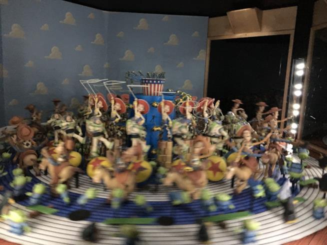 Zootopio Toy Story