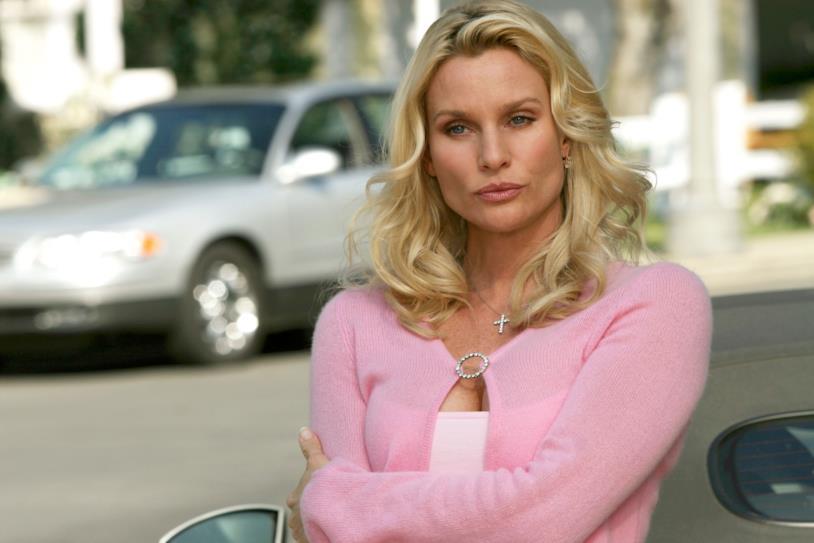 Una scena con Nicolette Sheridan in Desperate Housewives