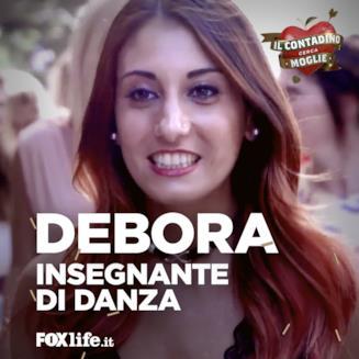 Debora, corteggiatrice di Il Contadino Cerca Moglie 3