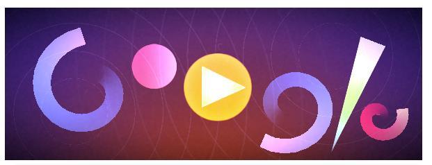 Il doodle di Google di oggi 22/06/2017
