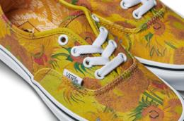 Le scarpe Vans a tema Van Gogh
