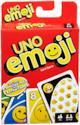 UNO Gioco di Carte Versione Emoji con Faccine e Simboli, DYC15
