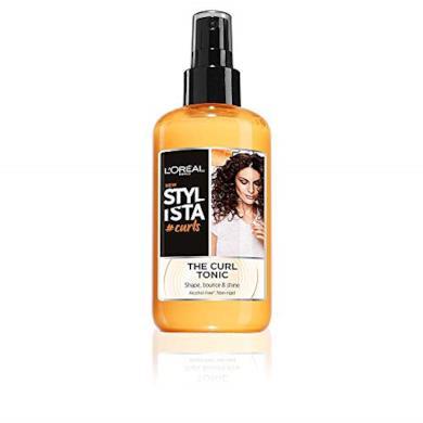Stylista Curls Spray Capelli per Ricci Definiti ed Elastici