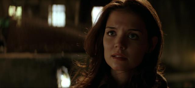 Katie Holmes è Rachel Dawes in Batman Begins