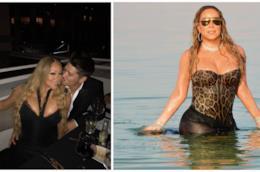 Alcuni scatti di Mariah Carey