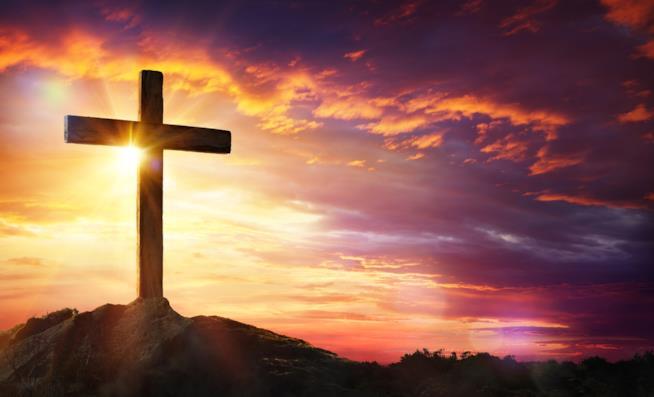 Croce cattolica