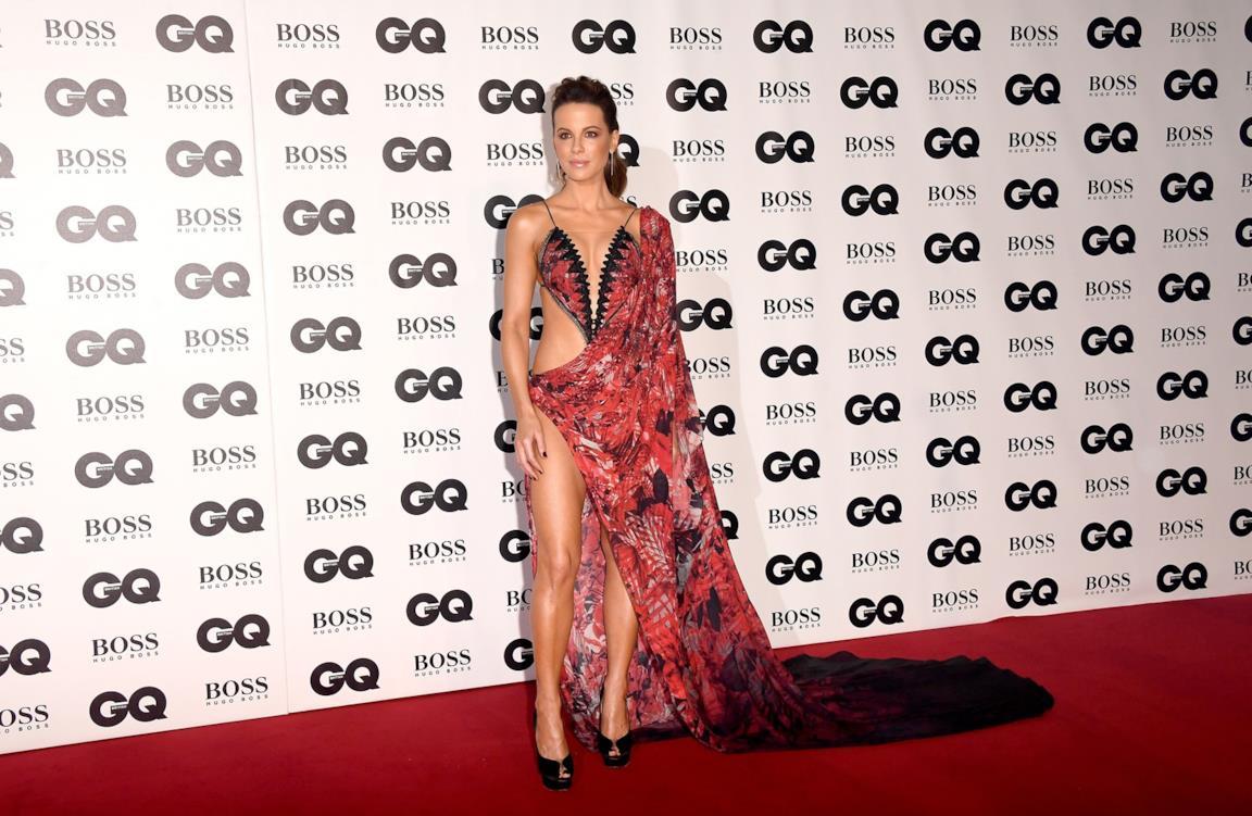 Kate Beckinsale ai GQ Men Awards 2018