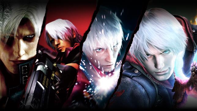 La serie Devil May Cry in offerta su PlayStation Store