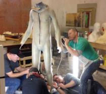 La magia di The Strain: creature mostruose ed effetti speciali
