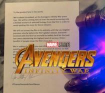 I registi e il cast di Avengers: Infinity War chiedono ai fan di evitare di fare spoiler sul film
