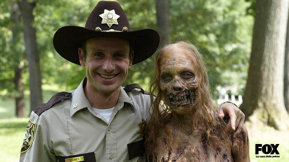 """Da quando è iniziata la serie i protagonisti non hanno mai detto la parola """"zombie""""."""