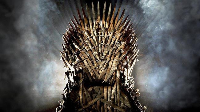 Il Trono di Spade della serie Game of Thrones