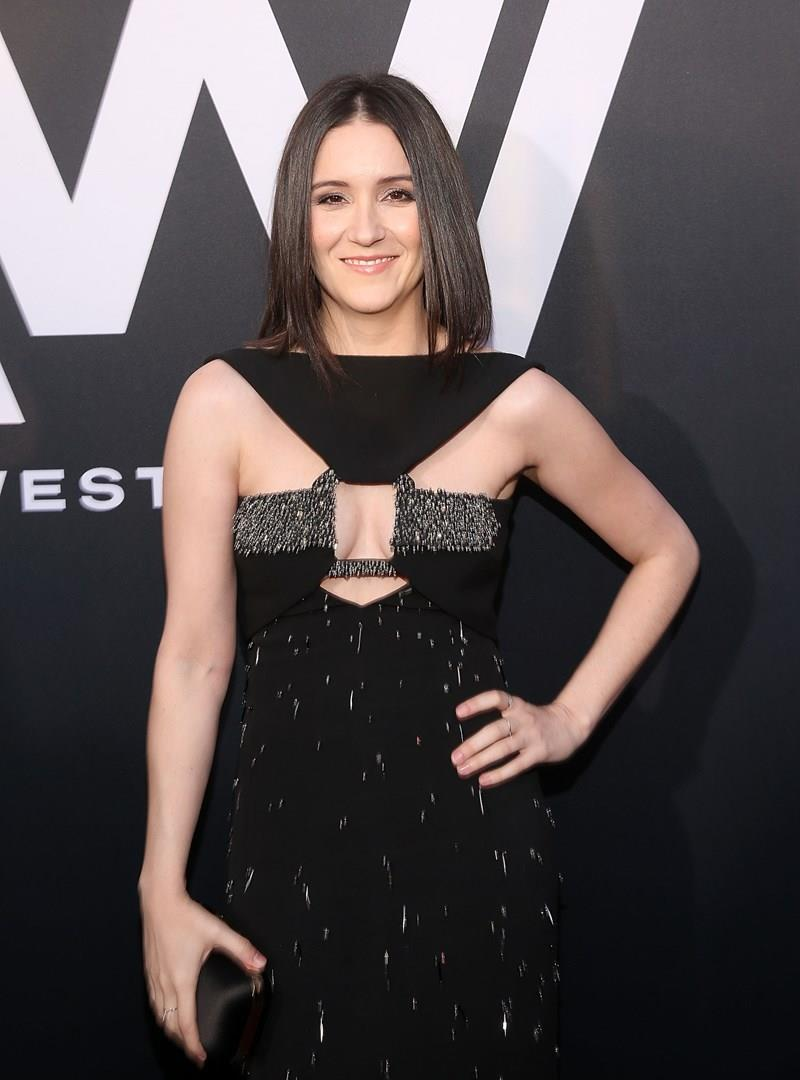 L'attrice Shannon Woodward