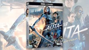 Alita - Angelo della Battaglia in 4K UHD: il futuro ad altissima definizione di Robert Rodriguez