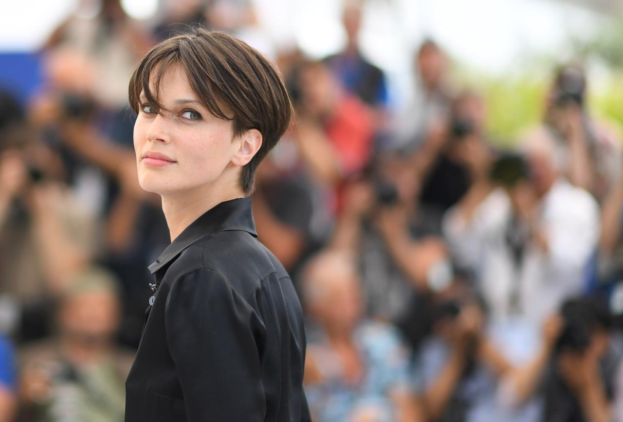 Marine Vacth seduce e scandalizza con L'Amant Double a Cannes